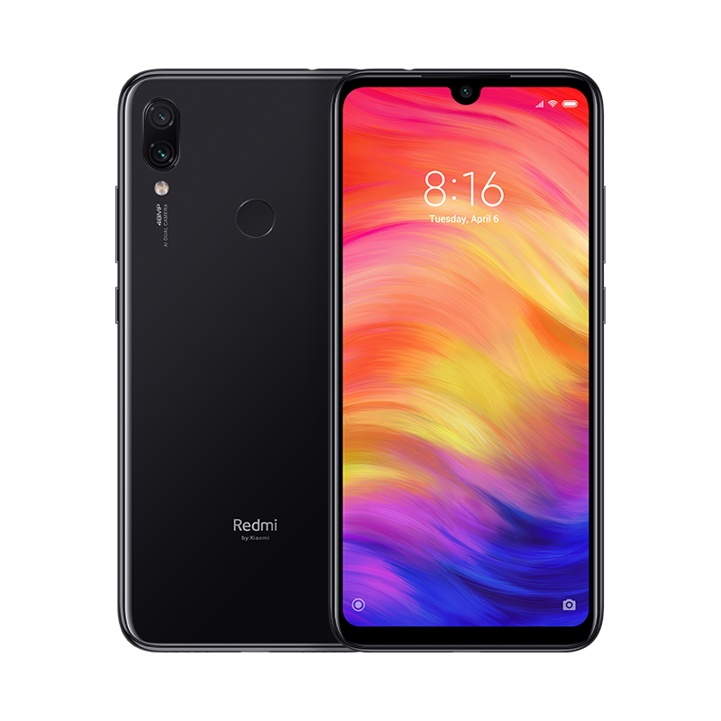 Redmi Note 7 Pro | 48MP - Camera Beast - Mi India