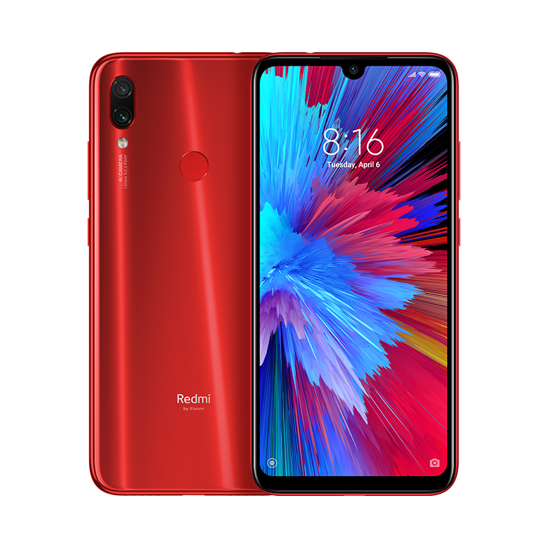 132165b01 Redmi Note 7 - Performance Redesigned  ₹9